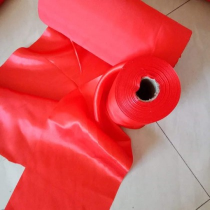 Wedding Red Cloth New House Move In Red Cloth  红布挂门红布新家入伙门彩亮面