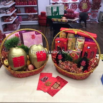 男家过大礼礼品 Chinese Betrothal Gifts Guo Da Li