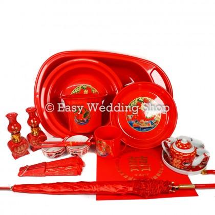 Bride's Dowry Package 3 嫁妆配套 (三)