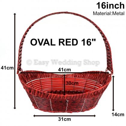 Wedding Gift Basket 16inch 精美结婚过大礼提篮16寸