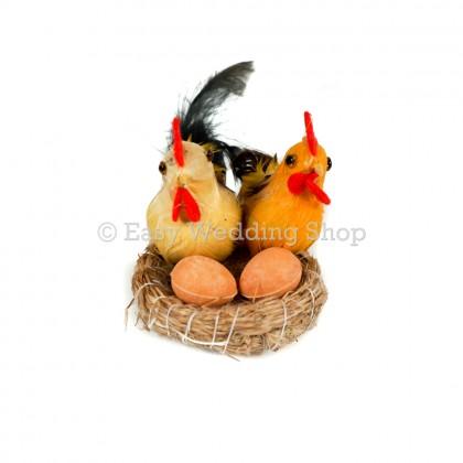 Wedding Leading Chicken 带路鸡